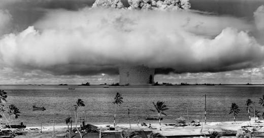 Nuclear test, 1946