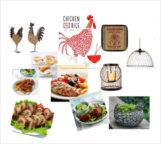 Love these different chicken ideas. I  must also try and get a Chinese recipe book, sometime soon.