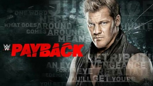 Chris Jericho. Photo:WWE