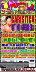 CMLL Running Diary: Caristico Goes for the Moonsault Edition