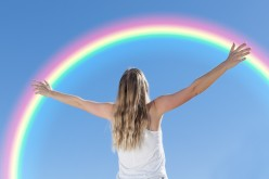 Jump Over That Rainbow!: a Poem