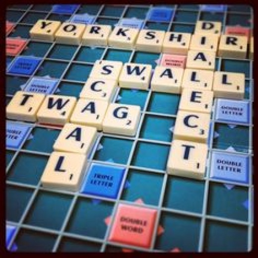 Test your knowledge of Yorkshire dialect with this new version of Scrabble