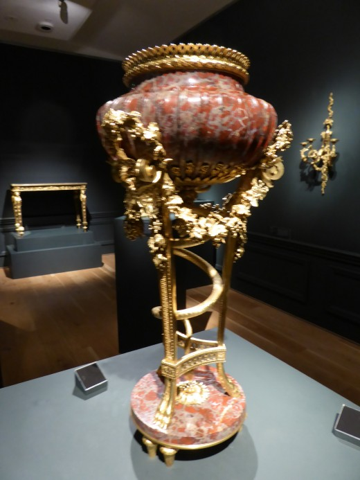 Perfume or Incense Burner. Image by Frances Spiegel with permission from The Wallace Collection. All rights reserved.