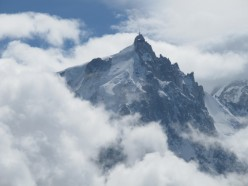 Sightseeing in Chamonix-Mont-Blanc, France