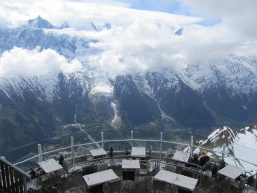 Le Panoramique restaurant