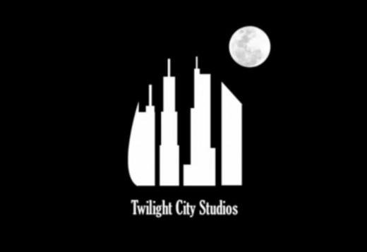 The logo of Chicago-based Twilight City Studios