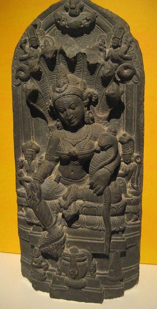 Snake Goddess Manasa (India)