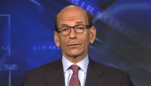 Paul Finebaum, nationally-syndicated sports columnist; author, now host for the host of The Paul Finebaum Show on the SEC Network, and my friend.