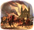 Conquest - 31: Final Curtain for William, His Horse Shies at Mantes as Flames Consume the Town