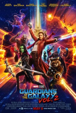Guardians of the Galaxy Vol. 2. A Review