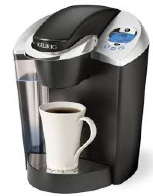 The infamous coffee maker almost everyone has now