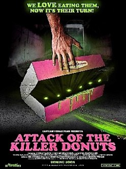 Attack of The Killer Donuts Film Review