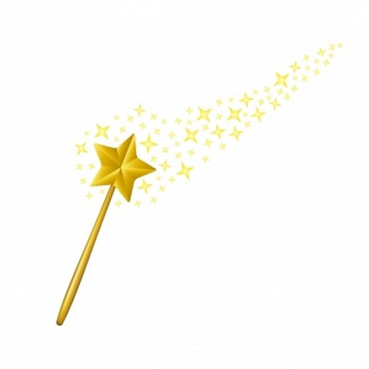 Wish I could wave a magic wand and make it all go away!