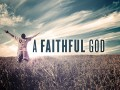 Unfaithful Men, Faithful God