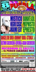 Live From North Kingston, It's the CMLL Running Diary!