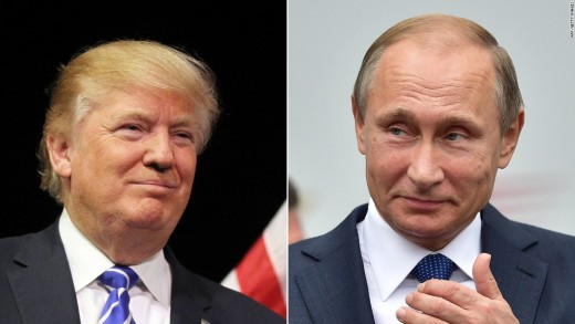 Donald Trump has claimed that he had conversed with Vladimir Putin a few times but was adamant on improved US-Russia relations