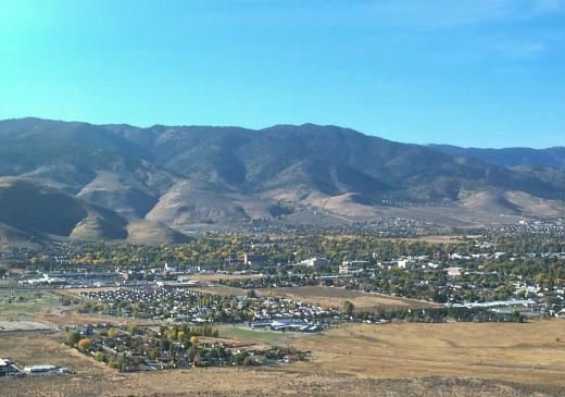 Carson City, Nevada, U.S.A