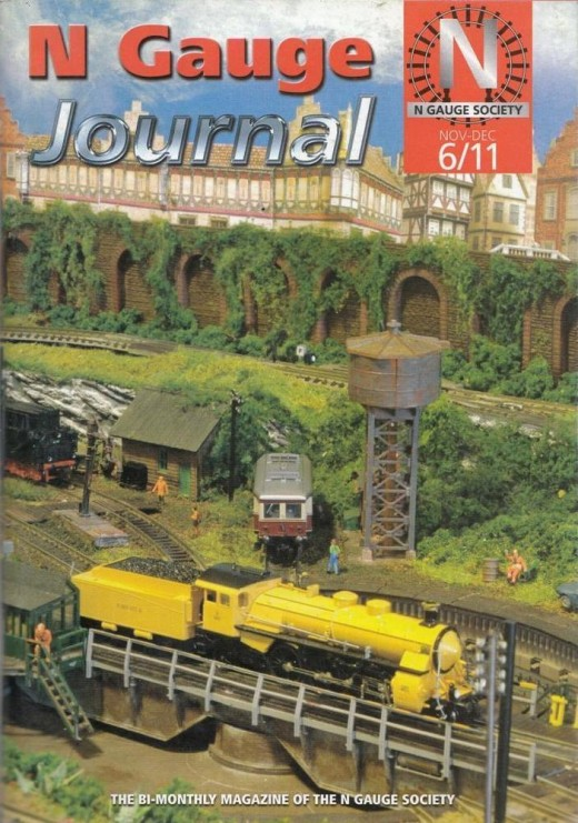 N Gauge Journal shows ideas in small modelling are shared by US prototype fans as well as...