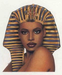 Pharaoh Hatshepsut