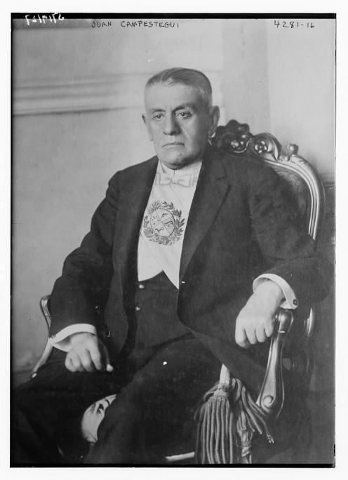 President Juan Campisteguy