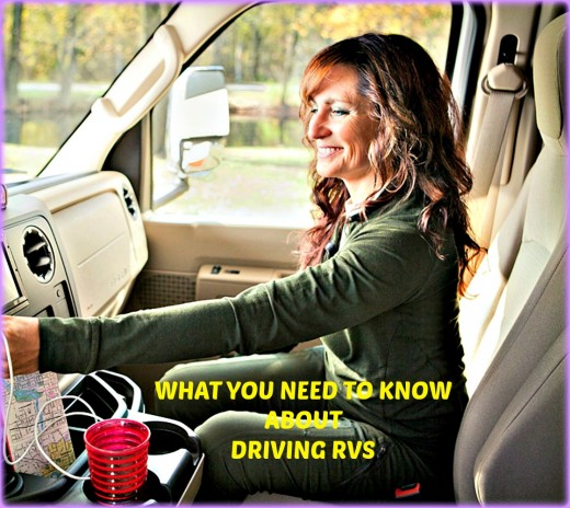 Learning what you need to know about driving RVs is vitally important to safety.