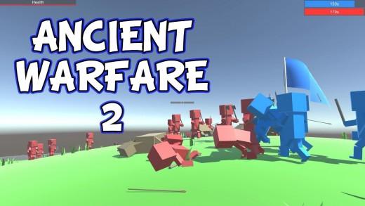 Ancient Warfare 2 Cover