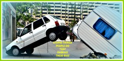 Stupid Things People Do that Damage Their RVs