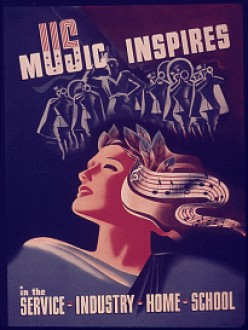 WWII & Music