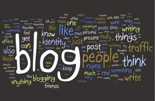 Blog, Blog, Blog