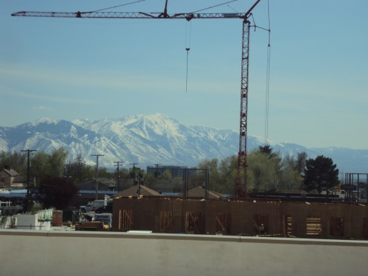 Like much of America, Utah is growing, has remarkably low unemployment, and beauty to share.  Come and see.