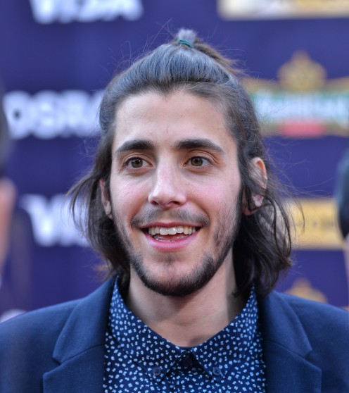2017 Winner: Salvador Sobral: Portugal