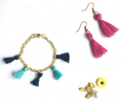 Easy Way To DIY Tassels and Tassel Jewelry for Summer: DIY Project