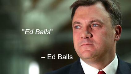 Ed Balls