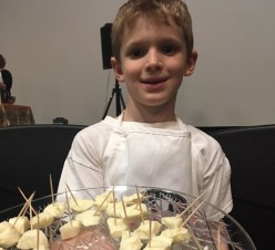DIY gourmet fresh mozzarella with Caputo Brothers Creamery