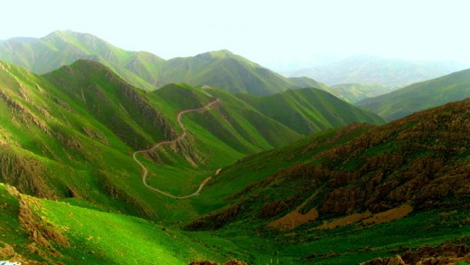 The Kermanshah Province of Iran