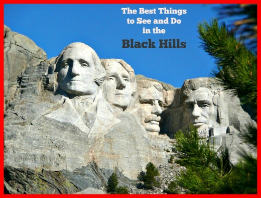South Dakota's Black Hills offer a great variety of  fun activities for people of all ages.