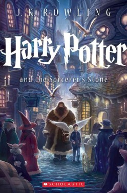 The Sorcerer's Stone Book Review