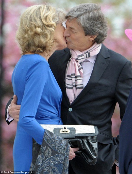 Romance Fraudsters can be very charming as was illustrated in Coronation Street by the devious Lewis Archer, played by Nigel Havers.