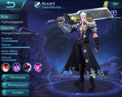 Mobile Legends: Alucard Build Guide