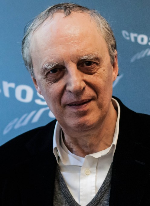 Dario Argento (The director of the film)