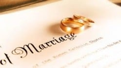 Do you think MARRIAGE should require a written test to get licensed?