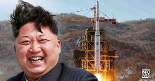 Kim Jong-Un is the last man on earth who needs control of nuclear bombs capable of reaching the U.S.