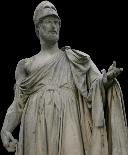 Pericles, Athenian Politician, Orator, General and Statesman.