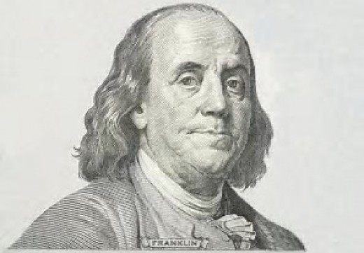"""A Republic Madam, if you can Keep it."" -Benjamin Franklin"