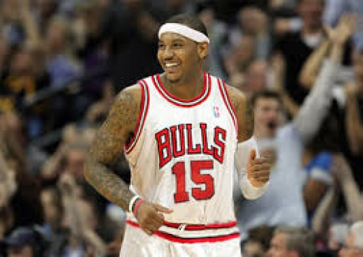 Anthony would have made an outstanding player for the Chicago Bulls