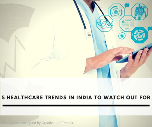 Healthcare trends in India