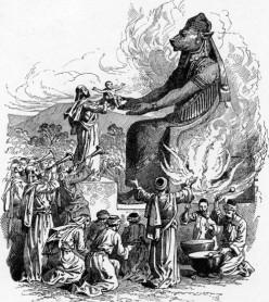 God vs Idols