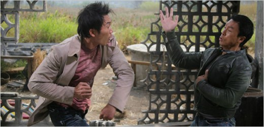 Donnie Yen's film, Flash Point shows the veteran action star openly embracing MMA techniques with his own tradition styles.  There is a slow opening to MMA in China, but its delicate given China's history and Western ignorance.
