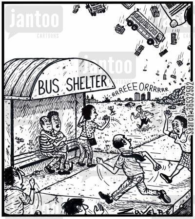 Find Shelter!