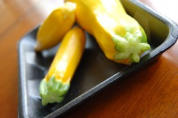 Summer squash is an excellent source of magnesium. Photo by jspatchwork.